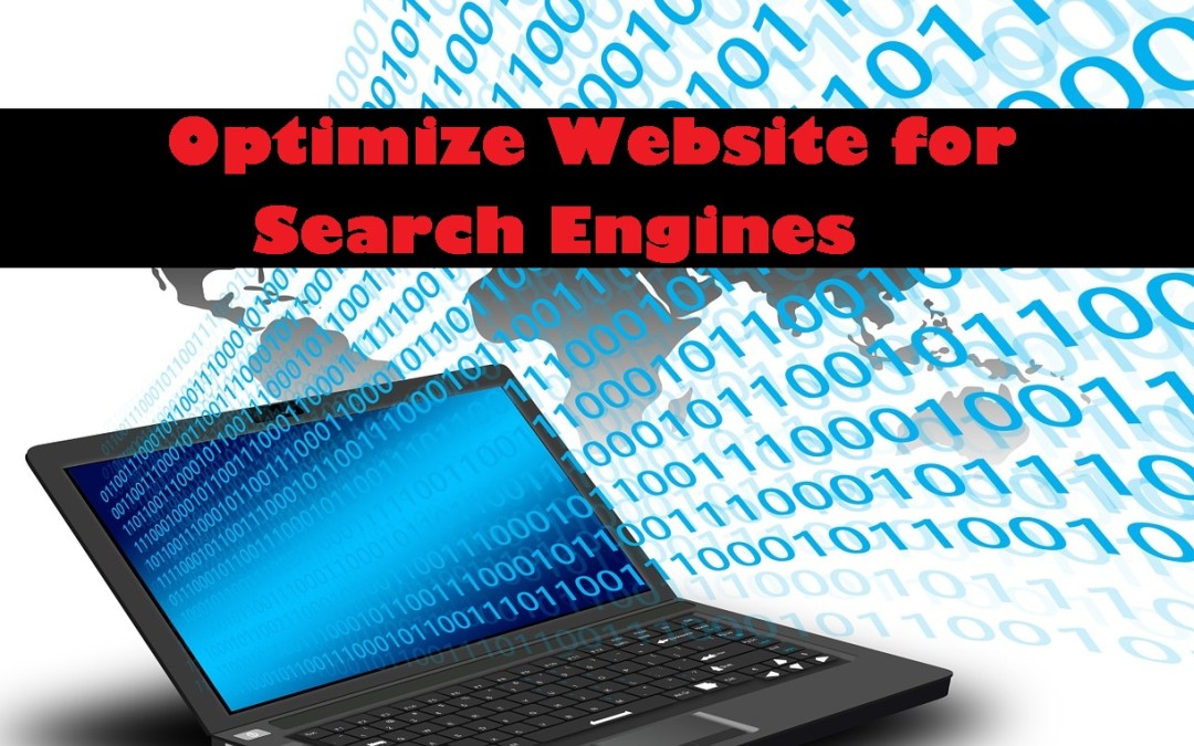 8 Ways to Optimize your Website for Search Engines